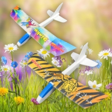 Airplanes for small modelers